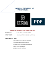 Caso Esterline Technologies