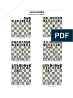 5 Chess Notation Beginner