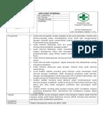 SOP Audit Internal Silo1