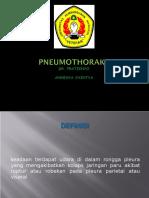 Pneumothorax Anesya