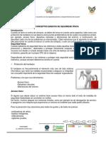 Practica 2 - Conceptos Basicos de Seguridad Fisica