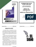 Modulo Comunicación  (Primera Parte)-Firme