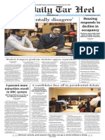 The Daily Tar Heel for Feb. 3, 2016