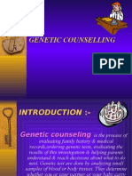 GENETIC COUNSELLING slides