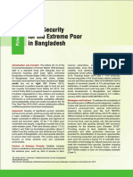Food Security for the Extreme Poor in Bangladesh- a policy brief