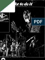 KC and the Sunshine Band - I Like to Do It