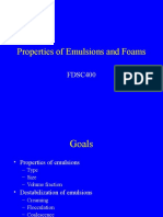 Emulsions and Foams.ppt