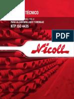 Manual Tuberia Pvc -u Ntp Iso 4435 Web