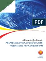 AEC 2015 Progress and Key Achievements