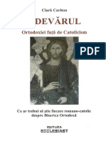 Adevarul Ortodoxiei