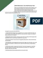 No-HP-0813-5743-1299-(Telkomsel) | Cara Alat Penetas Telur