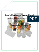 Sim on Food Packaging