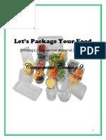 Sim on Food Packaging
