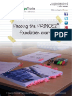 How to pass your PRINCE2 Foundation exam