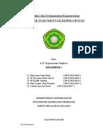 Makalah 1-Standar Dokumentasi Keperawatan Silabus 4 (1&2)