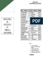 Tríptico Escolarización Tomelloso 2016-2017