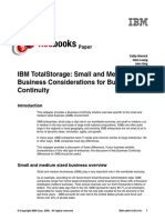 Small and Medium Business Considerations for Business Contin