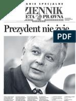Dziennik Gazeta Prawna z Wydanie Specjalne