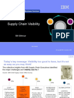 Supply Chain Visibility and Optimization Across Manufacturing