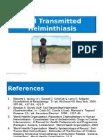 Soil Transmitted Helminthiasis [Parasitology]