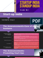 Start Up India Group 4