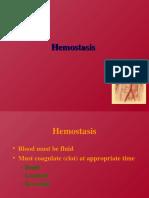 Excellent Hemostasis