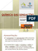 Química Das Sensações-2011