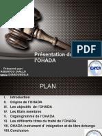 Exposé Droits Des Affaires