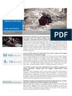 2015 Humanitarian Needs Overview
