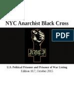 Lista de prisioneros políticos en Estados Unidos