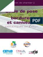 153e Guide de Pose Bordures Caniveaux