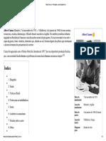 Albert Camus – Wikipédia, A Enciclopédia Livre