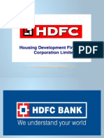 Hdfc power point