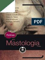 Rotinas Em Mastologia - Menke - 2ed