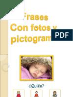 Frases Fotos-pictos 1 Parte Interactivo