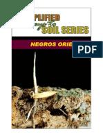 Simplified Keys to Soil Series Negros Oriental