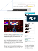 """Rock in Rio – O Musical"" Surpreende Pela Dramaturgia _ Dirceu Alves Jr"