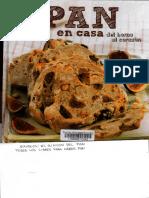 pan en casa