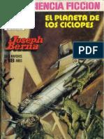 LCDEE 05 - Joseph Berna - El Planeta de Los Ciclopes