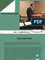 Chad Smith Principal Orange County | Presentation, Images, Info, Text