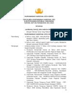 Keputusan Munas VIII Korpri 2015