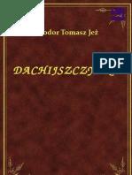 Dachijszczyzna - Teodor Tomasz Jeż eBook