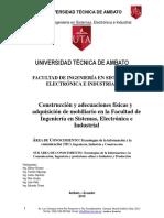 Proyecto Senplades Construcciones