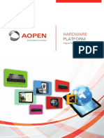 AOPEN Hardware Brochure 2016 Low Resolution