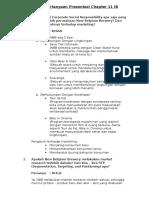 Daftar Pertanyaan Presentasi IB
