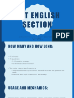 act english section ppt1