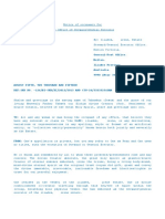 274307259 Steward Gen Exec Notice Text Only