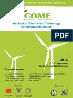 Proceeding ICOME 2015