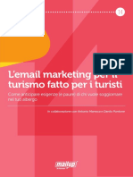 Email Marketing Turismo 2016