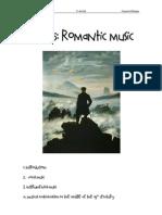 UNIT 5.Romantic Music